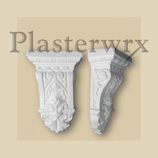 Medium Classic Plaster Corbel CL11