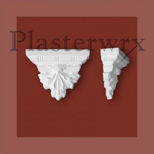 Small Classic Victorian Plaster Corbel CL12