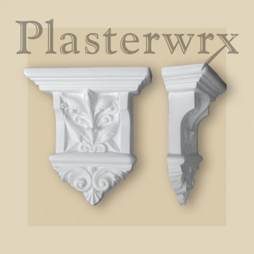 Athemion Plaster Corbels CL22