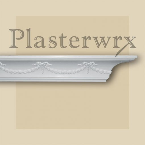 Adams and Bows Plaster Cornice CO8