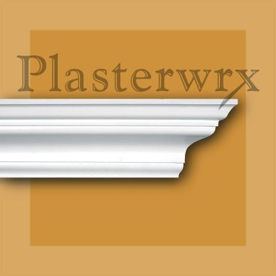 Large Georgian Plaster Cornice 2CO