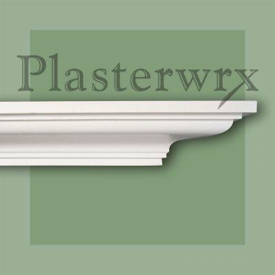 Large Regency Plaster Cornice 33CO