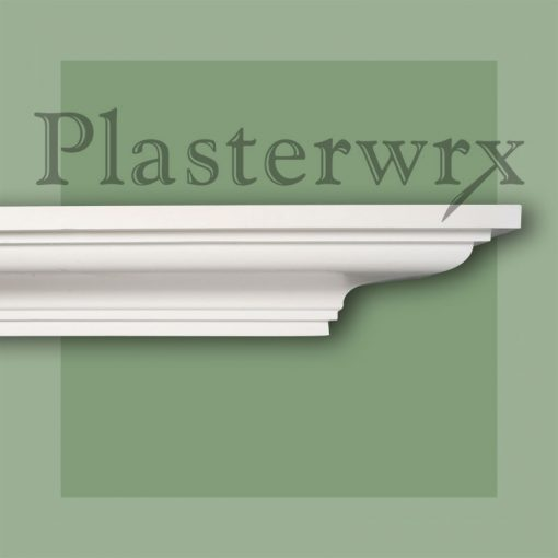 Large Regency Plaster Cornice 33CO