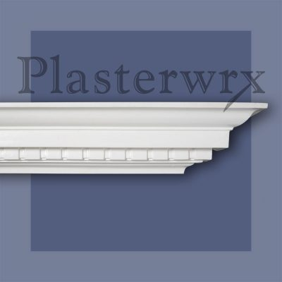 Large London Dentil Cornice 38CO