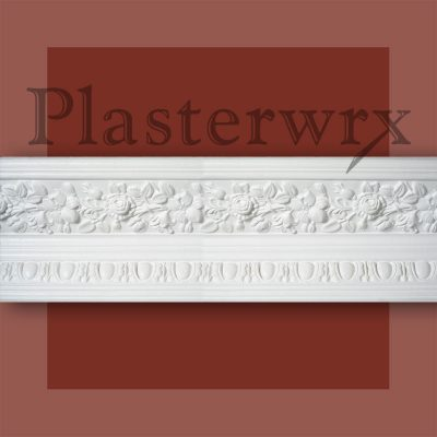 Rose & Lilly Victorian Plaster Cornice 58CO