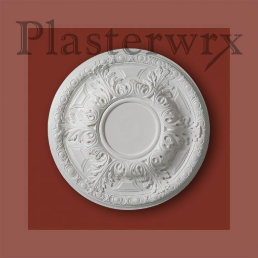Small Acanthus Victorian Ceiling Rose CC11
