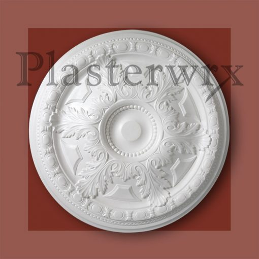 Large Acanthus Victorian Plaster Ceiling Rose CC2