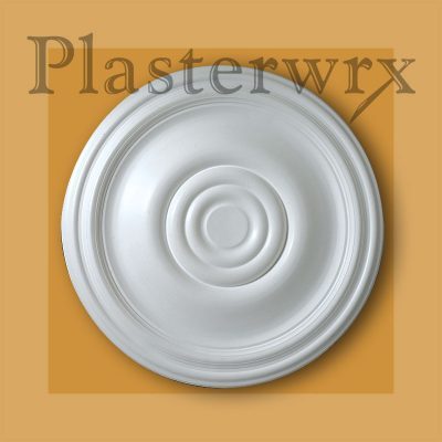 Large Georgian Plaster Ceiling Rose CC23
