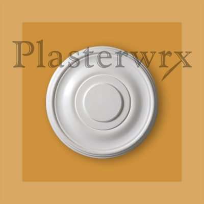 Mini Georgian Plaster Ceiling Rose CC31