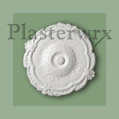 Small Classic Acanthus Plaster Ceiling Rose CC38