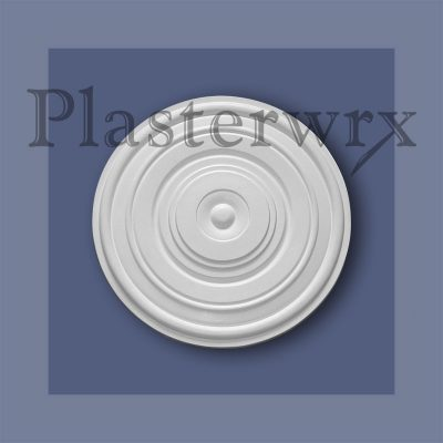Small Duke Plaster Ceiling Rose CC60