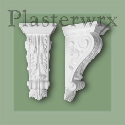 Acanthus Plaster Corbels CL15