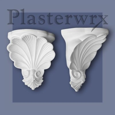 Rococo Roman Plaster Corbels CL19
