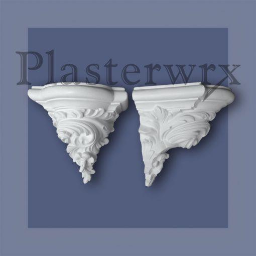 Corinthian Roman Plaster Corbels CL26