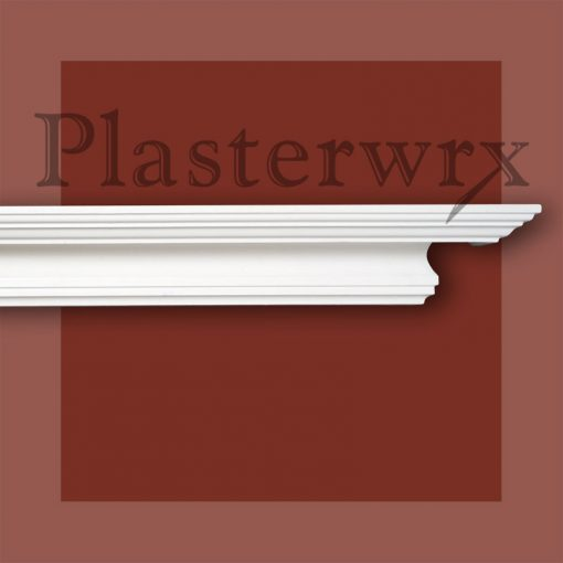 Small Victorian Plaster Cornice CO17
