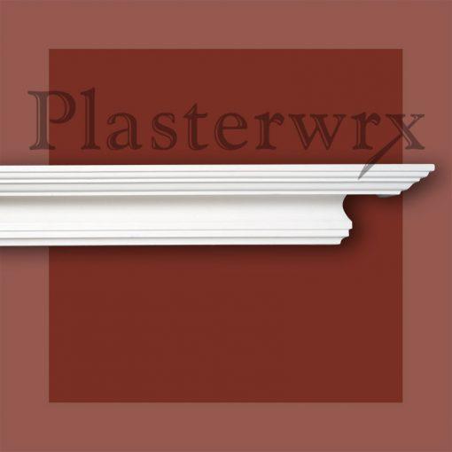 Small Victorian Plaster Cornice CO17