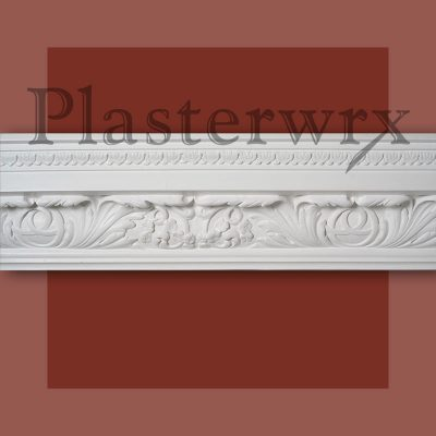 William and Mary Victorian Plaster Cornice CO23