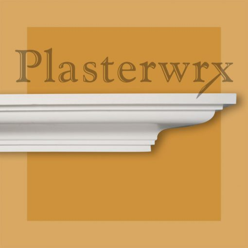 Large Ascot Georgian Plaster Cornice CO33