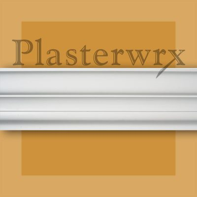 Large Harrison Georgian Plaster Cornice CO44