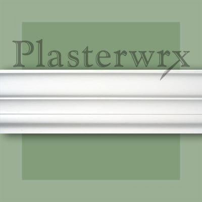 Large Harrison Regency Plaster Cornice CO44