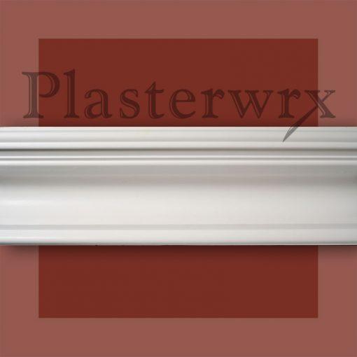 Classic Victorian Plaster Cornice CO53